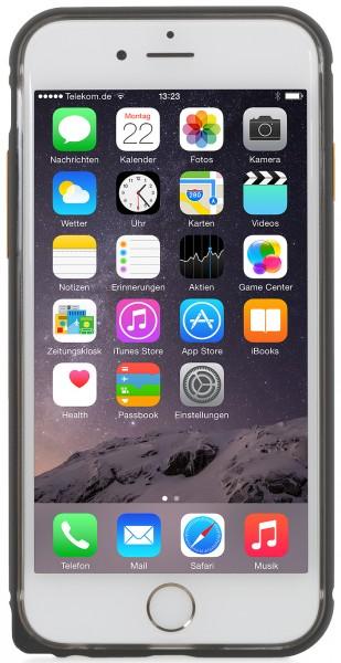 StilGut - Schutzhülle aus Aluminium und Silikon für iPhone 6 Plus
