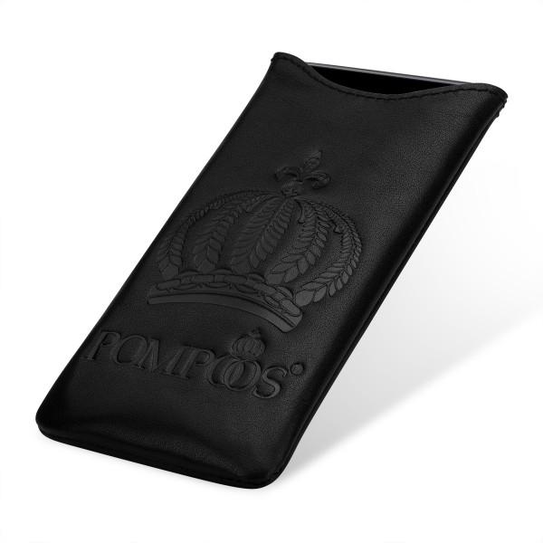 POMPÖÖS by StilGut - Smartphone Sleeve M Krone - Design by HARALD GLÖÖCKLER