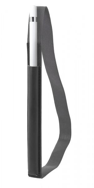 """StilGut - iPad Pro 12.9"""" Pencil-Halter aus Leder"""