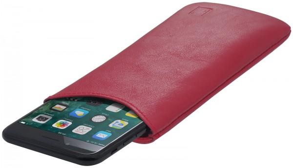 StilGut - Smartphone Sleeve aus Leder L