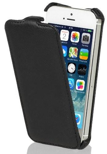 StilGut - Slim Case (Stil A) Tasche für iPhone 5 & iPhone 5s