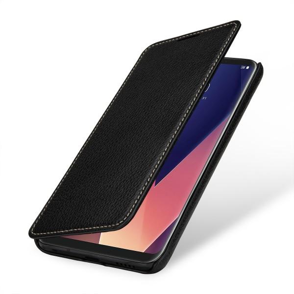 StilGut - LG V30 Case Book Type ohne Clip