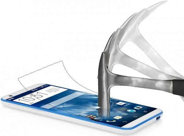 StilGut - Panzerglasfolie für HTC Desire 820 mini (2er-Pack)