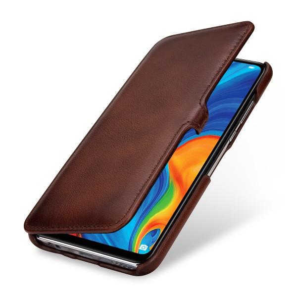 StilGut - Huawei P30 lite Tasche Book Type mit Clip