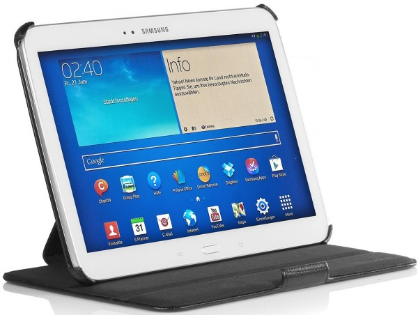 StilGut - UltraSlim Case V2 für Samsung Galaxy Tab 3 10.1 (P5200)