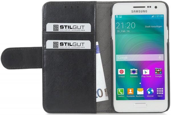"StilGut - Handyhülle für Samsung Galaxy A3 ""Talis"""