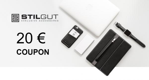StilGut - Gutschein 20 Euro
