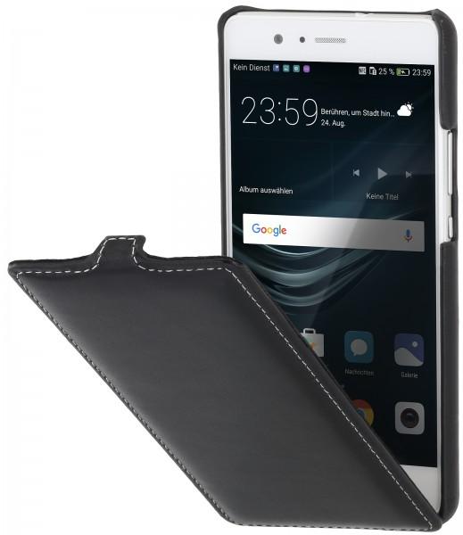 StilGut - Huawei P9 lite Hülle UltraSlim aus Leder