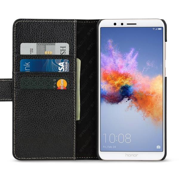 StilGut - Honor 7X Hülle Talis mit Kreditkartenfach