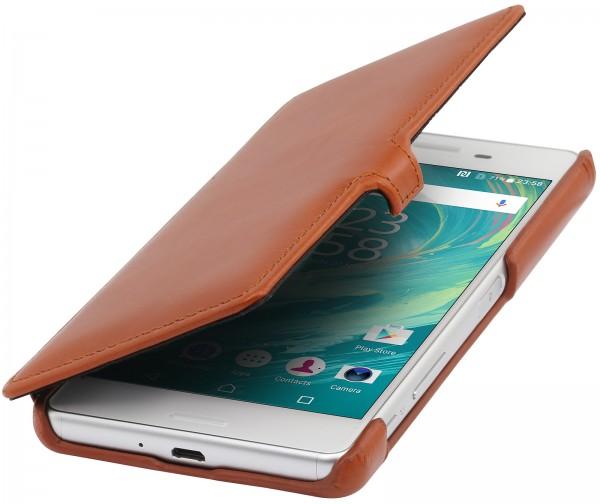 StilGut - Sony Xperia X Performance Tasche Book Type mit Clip