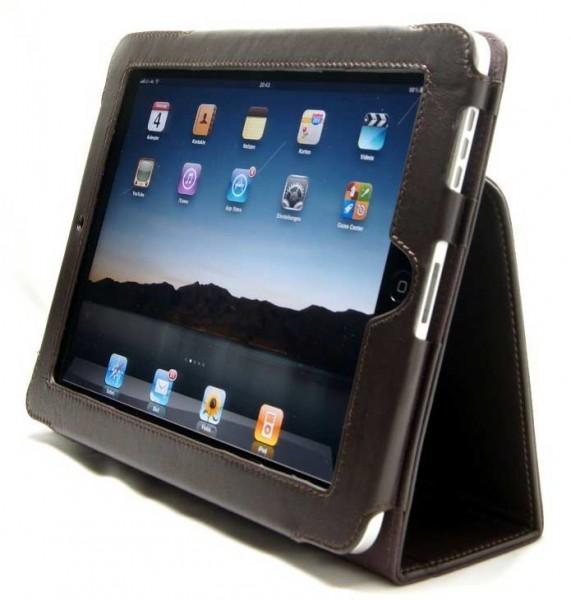 "StilGut - Ledertasche ""Scarsela"" für iPad 1"