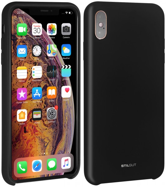 StilGut - iPhone XS Liquid Silicone Case