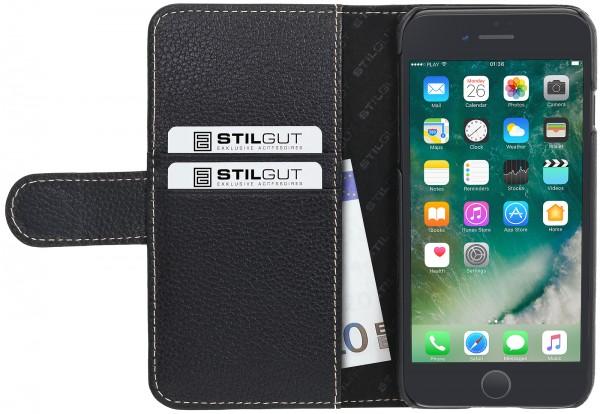 StilGut - iPhone 7 Hülle Talis mit Kreditkartenfach