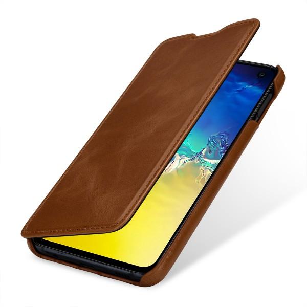 StilGut - Samsung Galaxy S10e Case Book Type ohne Clip