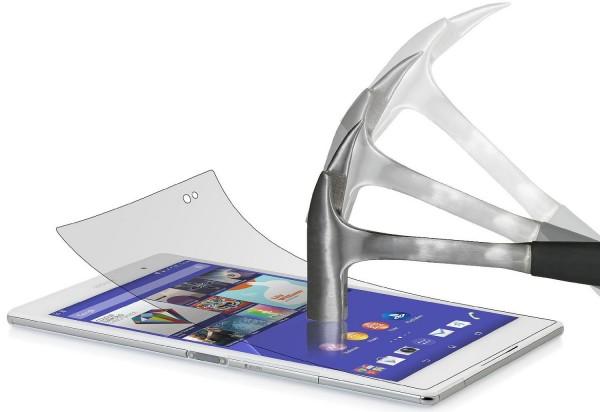 StilGut - Panzerglasfolie für Xperia Z3 Tablet Compact