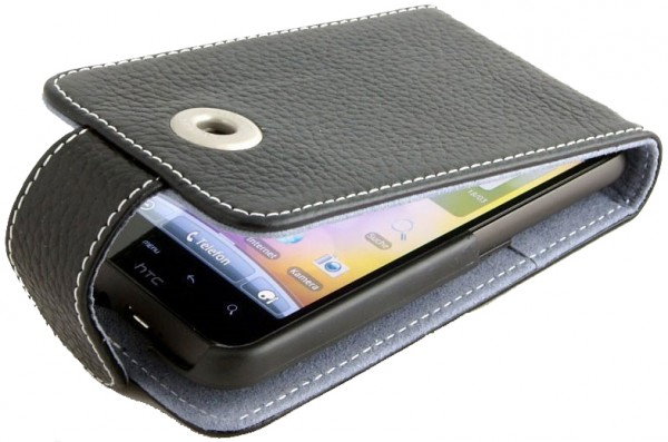StilGut - Handyhülle für HTC Sensation aus Leder