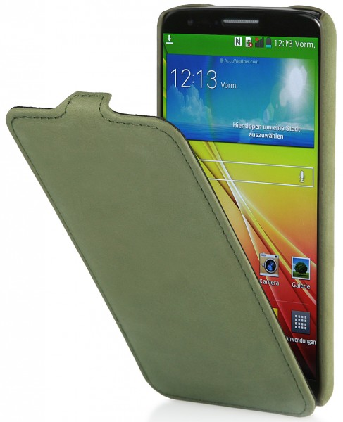 StilGut - UltraSlim Case für LG G2 Old Style