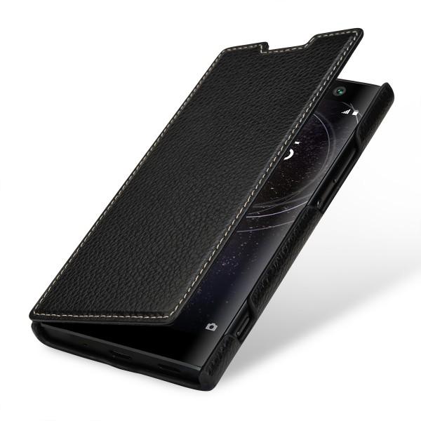 StilGut - Sony Xperia XA2 Case Book Type ohne Clip