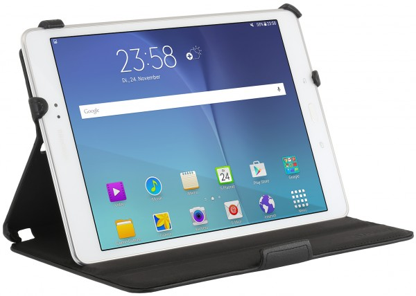 StilGut - Samsung Galaxy Tab A Hülle mit Standfunktion