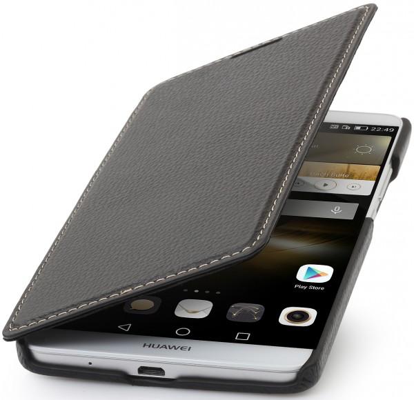 "StilGut - Handyhülle für Huawei Ascend Mate 7 ""Book Type "" ohne Clip"
