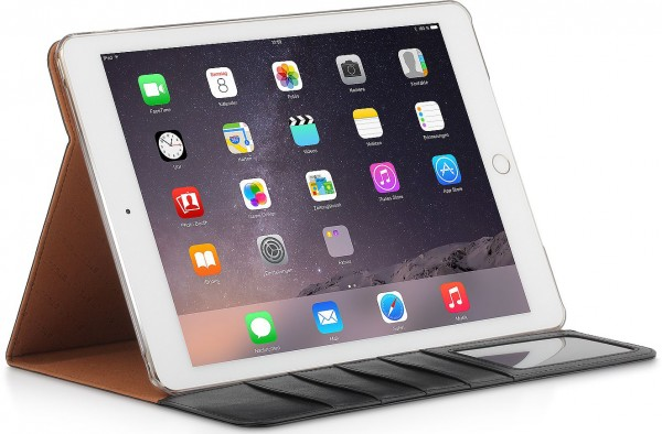 "StilGut - Hülle für iPad Air 2 ""UltraSlim Vinur Serie"""