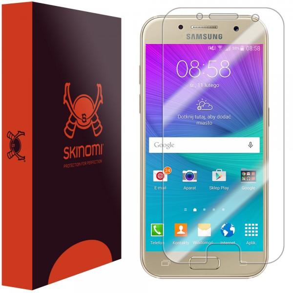 Skinomi - Displayschutzfolie Samsung Galaxy A3 (2017)