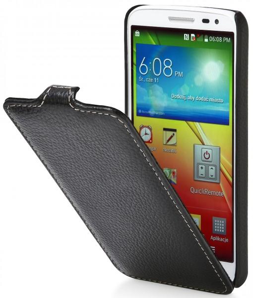 StilGut - UltraSlim Case für LG G2 mini aus Leder