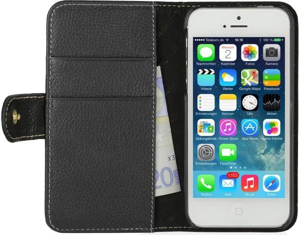 "StilGut - Ledertasche ""Talis"" für iPhone 5 & iPhone 5s"