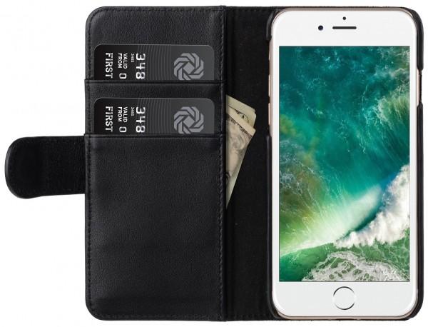 StilGut - iPhone 8 Hülle Talis mit Kreditkartenfach