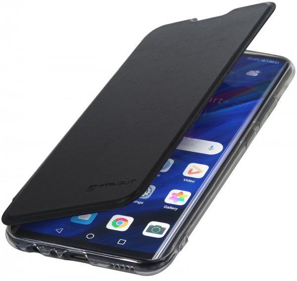 StilGut - Huawei P smart 2019 Book Type NFC/RFID Blocking Hülle