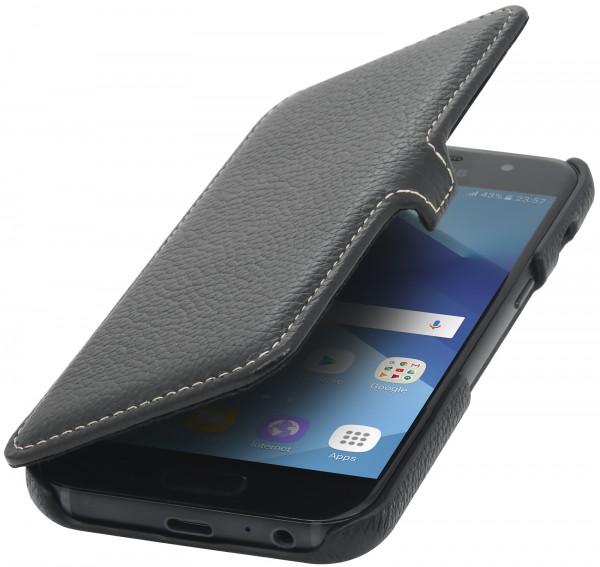 StilGut - Samsung Galaxy A3 (2017) Tasche Book Type mit Clip