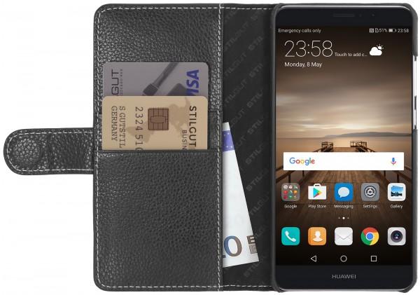 StilGut - Huawei Mate 9 Hülle Talis mit Kreditkartenfach