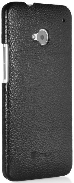 StilGut - Cover aus Leder für HTC One