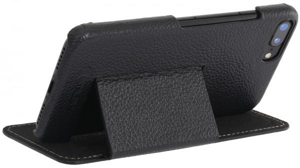 StilGut - iPhone 7 Plus Tasche Book Type mit Standfunktion