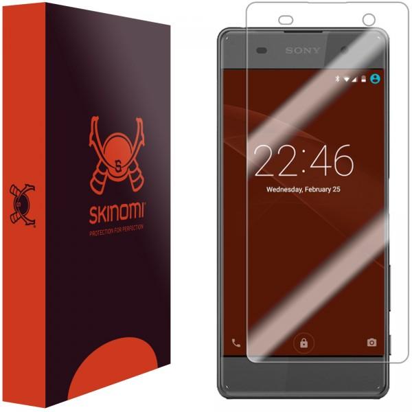 Skinomi - Displayschutzfolie Sony Xperia XA TechSkin