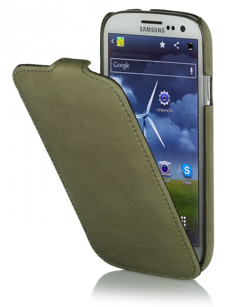 StilGut - UltraSlim Case Old Style für Galaxy S3 i9300
