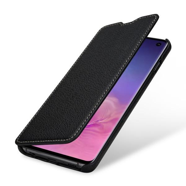 StilGut - Samsung Galaxy S10 Case Book Type ohne Clip