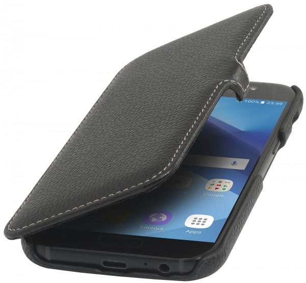 StilGut - Samsung Galaxy A5 (2017) Tasche Book Type mit Clip