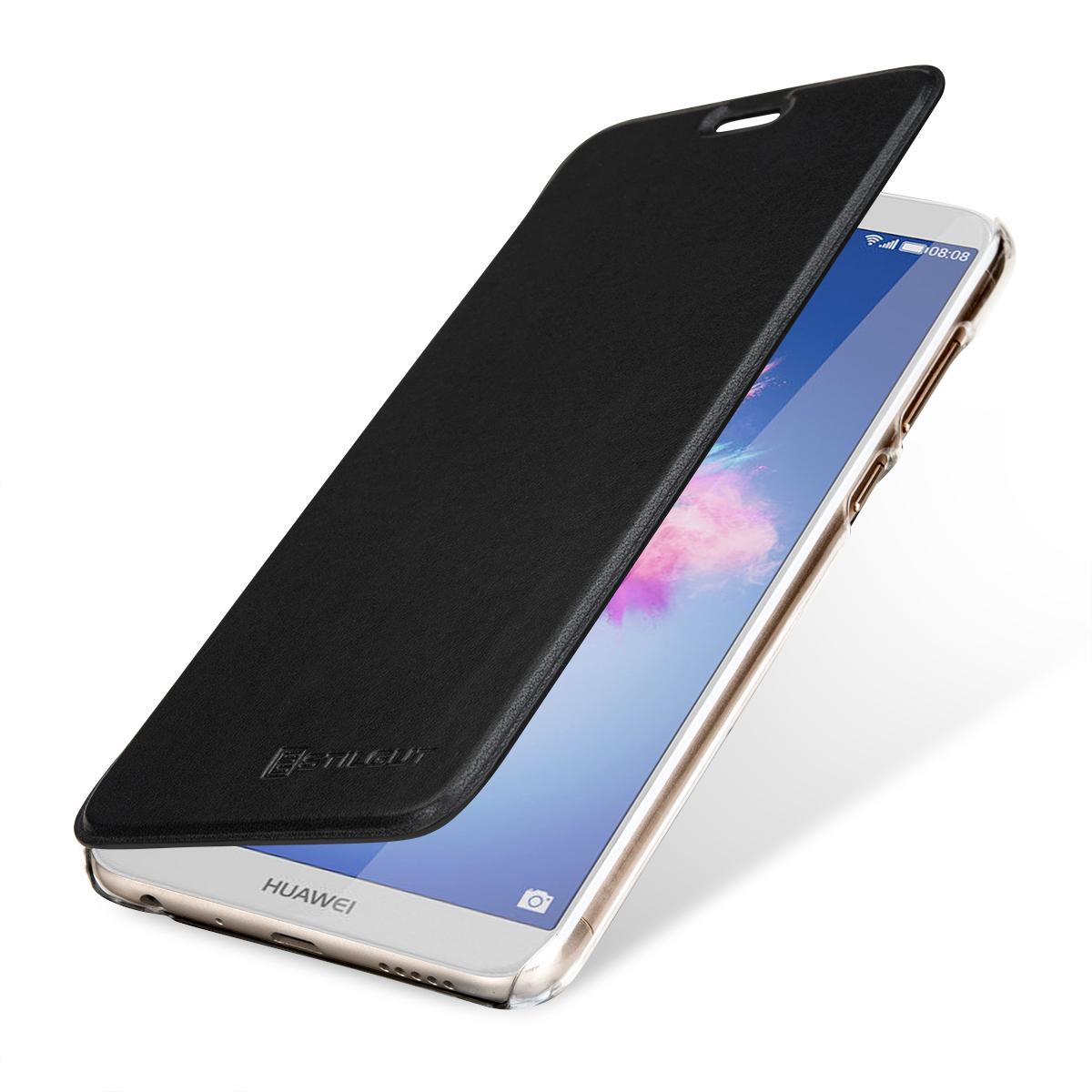Huawei P smart NFC/RFID Blocking Hülle Book Type