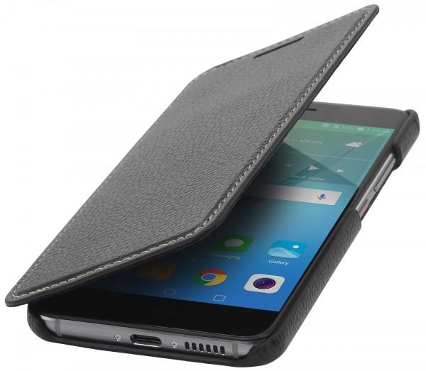 StilGut - Huawei nova Case Book Type ohne Clip