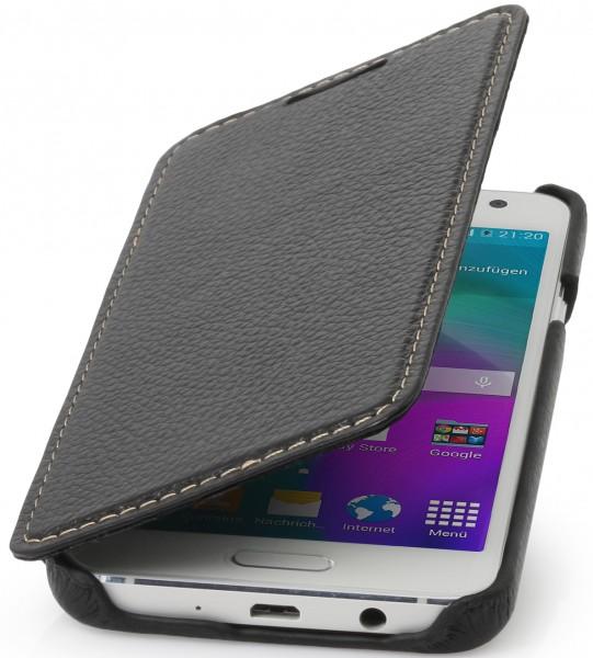 """StilGut - Handyhülle für Galaxy A3 """"Book Type"""" ohne Clip"""