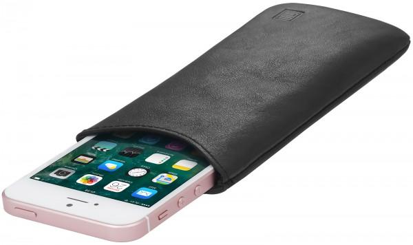 StilGut - Smartphone Sleeve aus Leder S