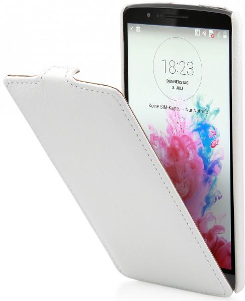 StilGut - UltraSlim Case für LG G3 aus Leder