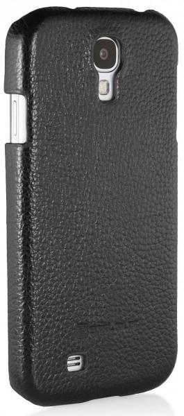 StilGut - Cover aus Leder für Samsung Galaxy S4