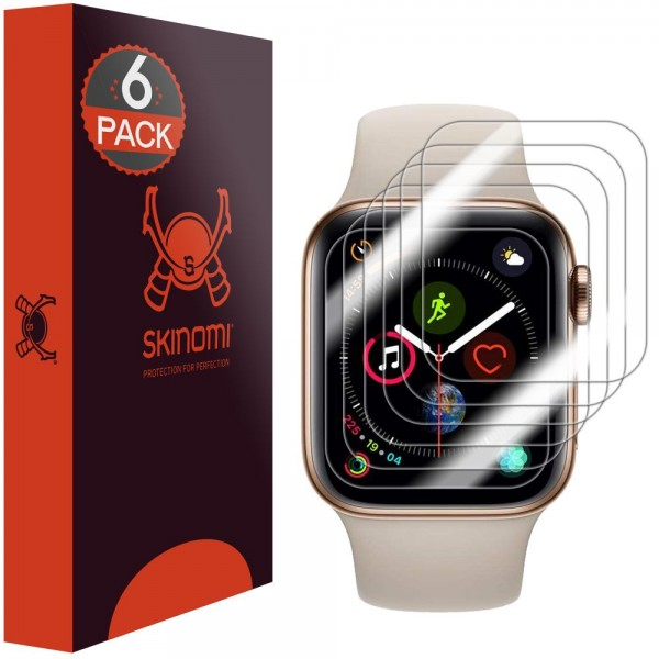 Skinomi - Apple Watch Series 6 (44 mm) Displayschutzfolie
