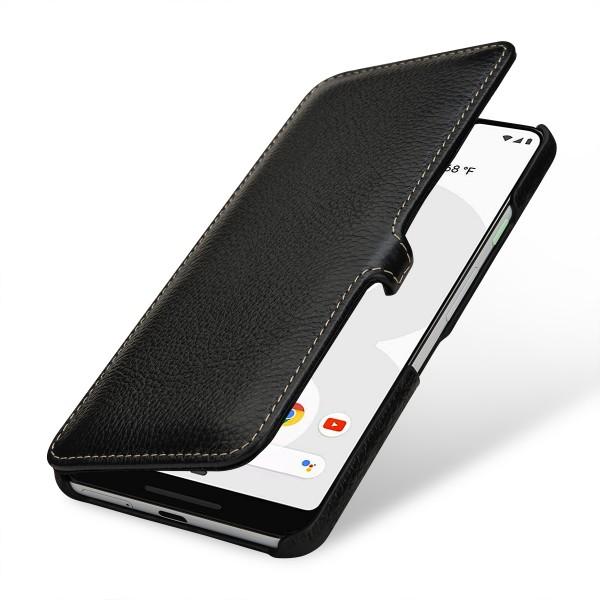 StilGut - Google Pixel 3 XL Tasche Book Type mit Clip