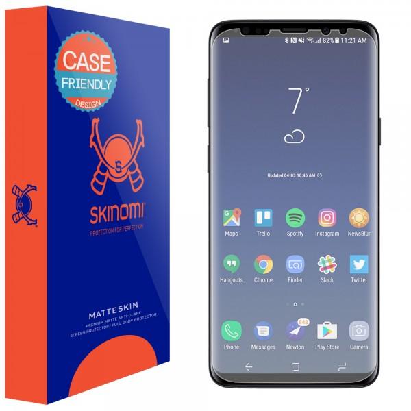 Skinomi - Displayschutzfolie Samsung Galaxy S9+ MatteSkin