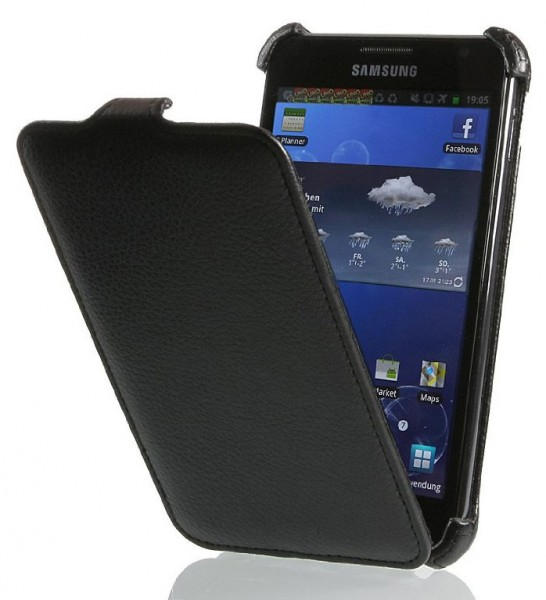 StilGut - Slim Case für Samsung Galaxy Note N7000