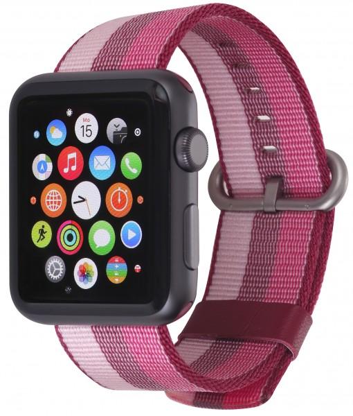 StilGut - Apple Watch 42 mm Nylon Armband