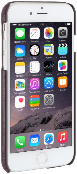 StilGut - iPhone 6s Cover aus Leder